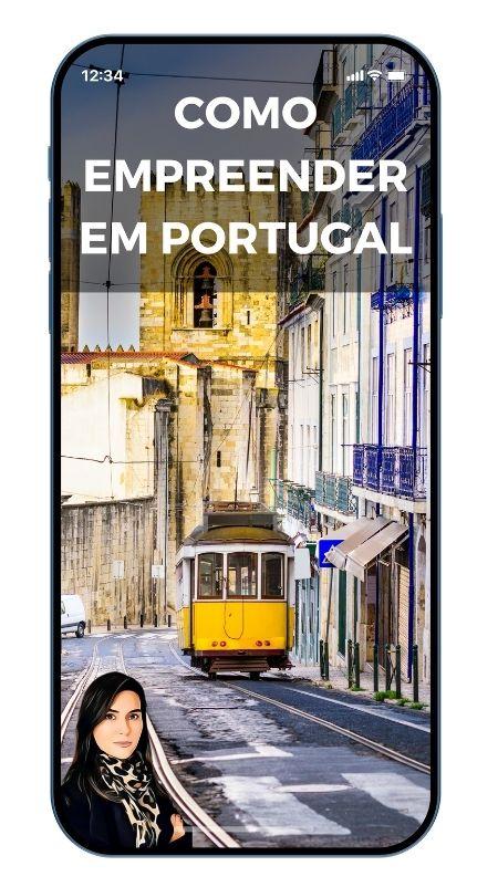 ebook empreender em portugal iphone