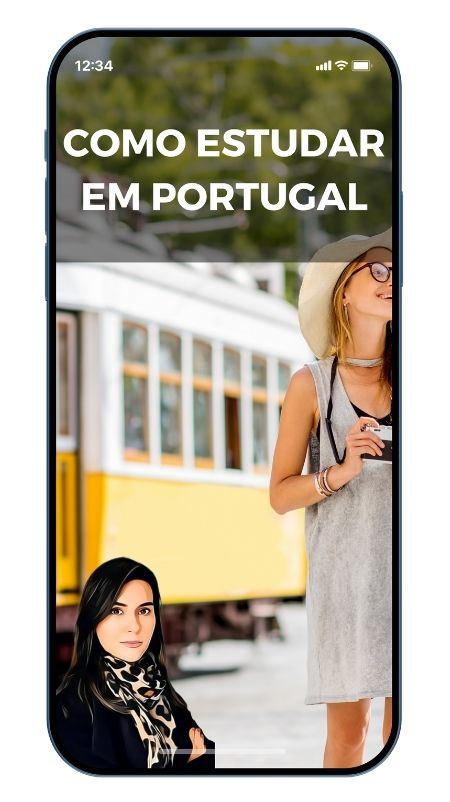 ebook estudar em portugal iphone